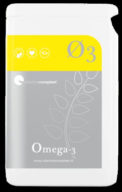 Waarom omega 3 visolie slikken?